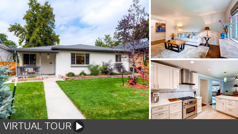 Sold! Beautiful Remodeled Home in East Wash Park