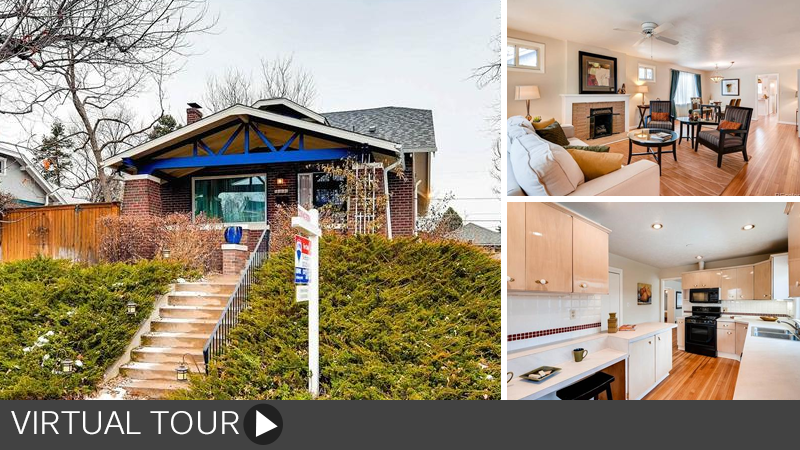 Sold! Charming Bungalow in Washington Park!