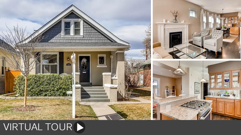Sold! Beautifully renovated two-story in Washington Park!