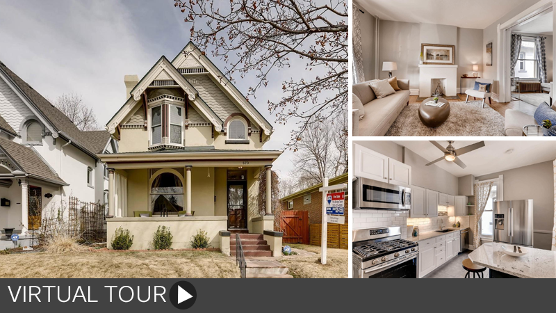 Sold! Stately Victorian in Washington Park!
