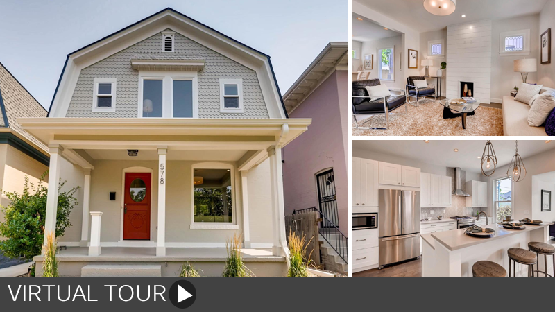 Sold! Meticulously Renovated Two Story