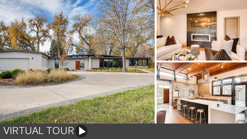 Price Reduced! Recently Renovated Mid-Century Home in Shadycroft Acres